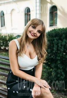 Alina from Sumy 28 years - bride for you. My small public photo.