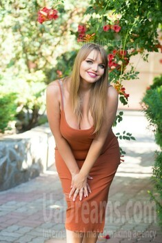 Alina from Sumy 31 years - searching life partner. My small public photo.