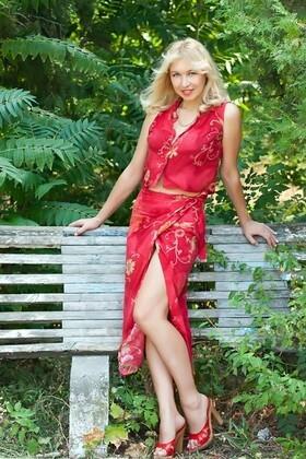 Natalia from Odessa 45 years - romantic girl. My small primary photo.