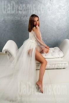 Ninochka from Sumy 31 years - future wife. My small public photo.