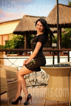 Iren from Zaporozhye 31 years - search for love. My small public photo.