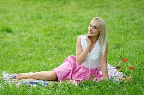 Elena 36 years - nice smile. My small public photo.