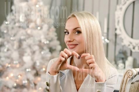 Elena 36 years - beautiful woman. My small public photo.