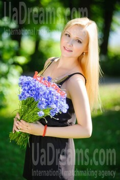 Marichka from Ivanofrankovsk 29 years - bright smile. My small public photo.