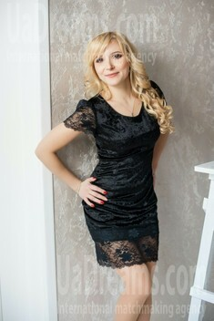 Marichka from Ivanofrankovsk 29 years - seeking man. My small public photo.