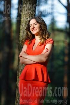 Alyona from Kremenchug 29 years - single russian woman. My small public photo.