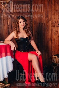 Natasha from Cherkasy 29 years - attentive lady. My small public photo.