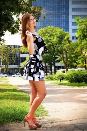 Aleksa from Zaporozhye 21 years - beautiful woman. My small primary photo.