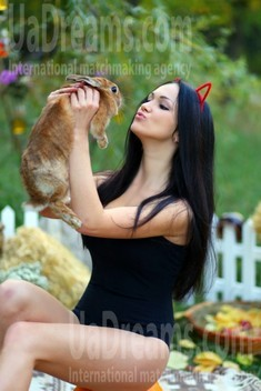 Valja from Cherkasy 22 years - nice fiancee. My small public photo.