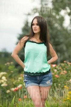 Valja from Cherkasy 24 years - eyes lakes. My small public photo.