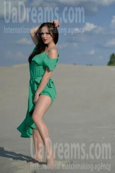 Valja from Cherkasy 23 years - future bride. My small public photo.