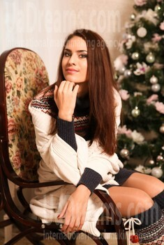 Ksenia from Sumy 26 years - good mood. My small public photo.
