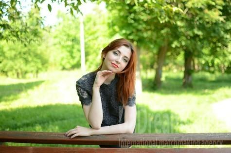 Anastacia from Lutsk 20 years - intelligent lady. My small public photo.