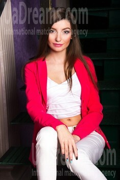 Kate from Kharkov 24 years - future wife. My small public photo.