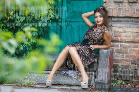 Nastya from Kremenchug 25 years - ukrainian bride. My small public photo.