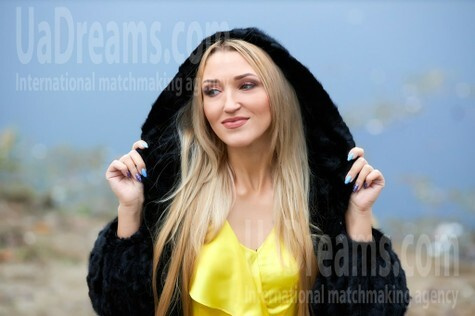 Maria from Kremenchug 32 years - wants to be loved. My small public photo.