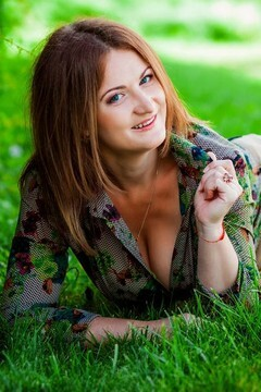 Nataly from Cherkasy 36 years - attractive lady. My small primary photo.