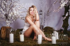 Anya from Kremenchug 27 years - future wife. My small public photo.