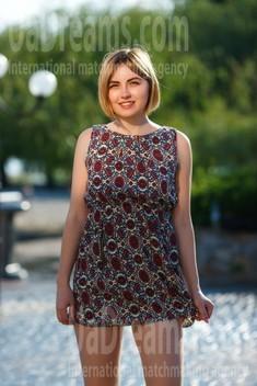 Anya from Kremenchug 28 years - romantic girl. My small public photo.