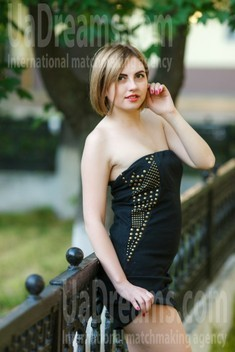Anya from Kremenchug 28 years - independent woman. My small public photo.