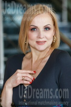 Lika from Kremenchug 48 years - seeking soulmate. My small public photo.
