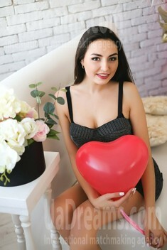 Anastasia 24 years - girl for marriage. My small public photo.