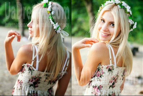 Alena from Poltava 24 years - good girl. My small public photo.