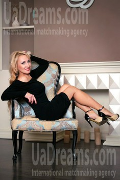 Olechka from Zaporozhye 38 years - lovely girl. My small public photo.