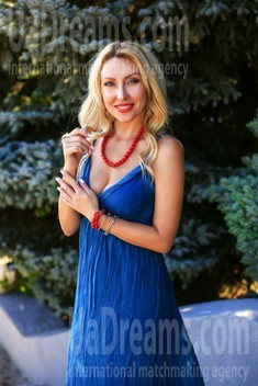 Olechka from Zaporozhye 39 years - kind russian girl. My small public photo.