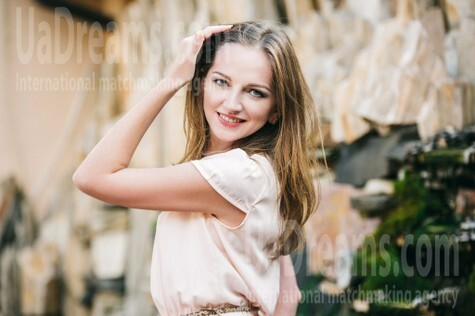 Zhanna from Lutsk 31 years - girl for marriage. My small public photo.