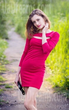 Mary from Rovno 33 years - lovely girl. My small public photo.