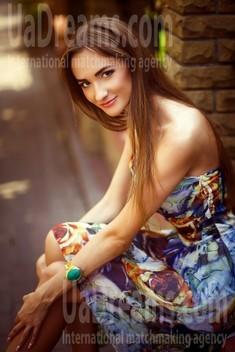 Nastya from Kiev 26 years - seeking soulmate. My small public photo.