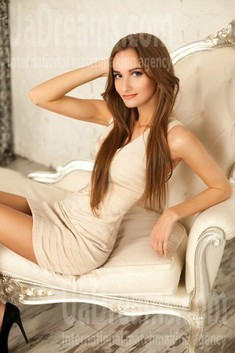 Nastya from Kiev 29 years - charm and softness. My small public photo.