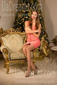 Nastya from Kiev 26 years - future bride. My small public photo.