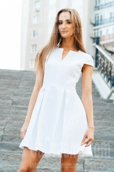 Nastya from Kiev 29 years - favorite dress. My small public photo.