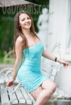 Yuliya from Ivanofrankovsk 24 years - good mood. My small public photo.