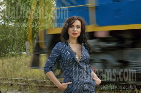 Yulya from Kremenchug 29 years - seeking soulmate. My small public photo.