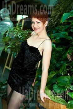 Irina from Odessa 32 years - eyes lakes. My small public photo.
