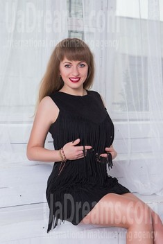 Julia from Sumy 29 years - romantic girl. My small public photo.