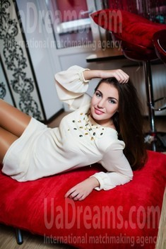 Julia from Cherkasy 26 years - look for a man. My small public photo.