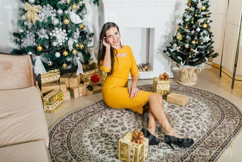 Julia from Cherkasy 25 years - bright smile. My small public photo.