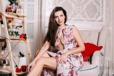 Julia from Cherkasy 27 years - natural beauty. My small public photo.