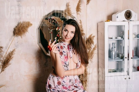Julia from Cherkasy 27 years - seeking soulmate. My small public photo.