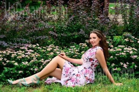 Julia from Cherkasy 27 years - good mood. My small public photo.
