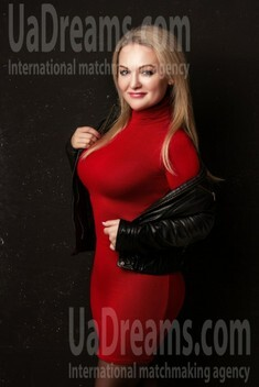 Julie from Zaporozhye 40 years - it's me. My small public photo.