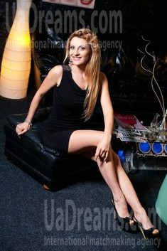 Alla from Cherkasy 34 years - searching life partner. My small public photo.