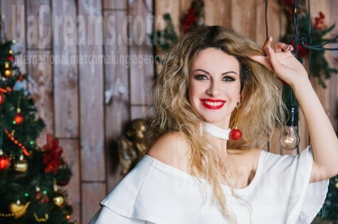 Alla from Cherkasy 35 years - searching life partner. My small public photo.