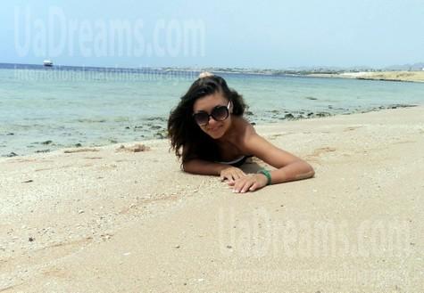 Zoriana 29 years - future wife. My small public photo.