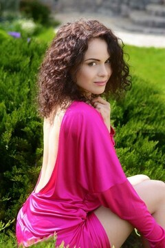 Marina from Kharkov 27 years - charm and softness. My small primary photo.