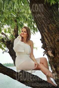 Tonya from Zaporozhye 34 years - want to be loved. My small public photo.